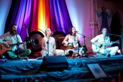 Shanti Sound Collective performing at Blessed Gaia 12/12/12 Adelaide SA