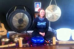 Soundbath at Adelaide Ashtanga Yoga Shala, Stepney SA 2015