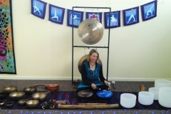 Soundbath on Kangaroo Island, SA, 2016
