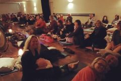 Soundbath at Port Noarlunga, SA 2017