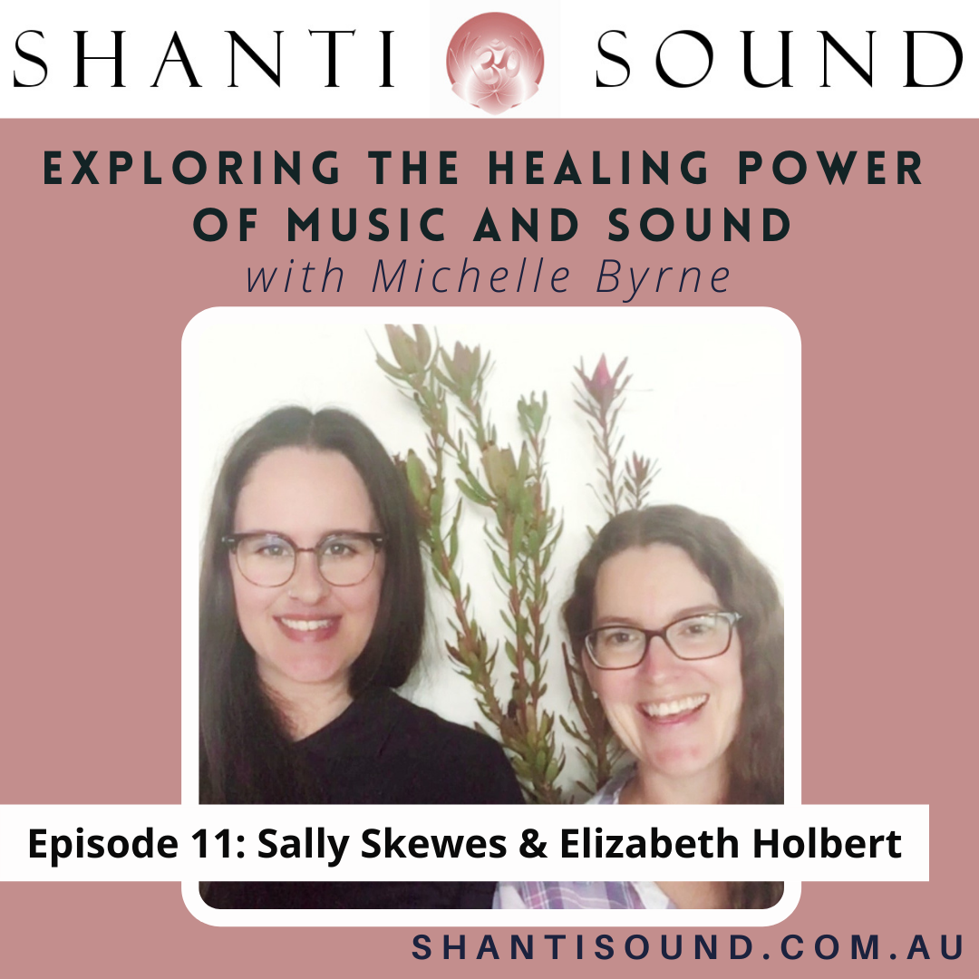 Episode 11. Sally Skewes and Elizabeth Holbert