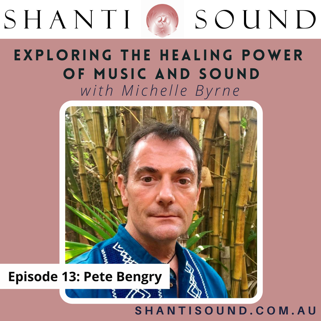 Episode 13. Pete Bengry